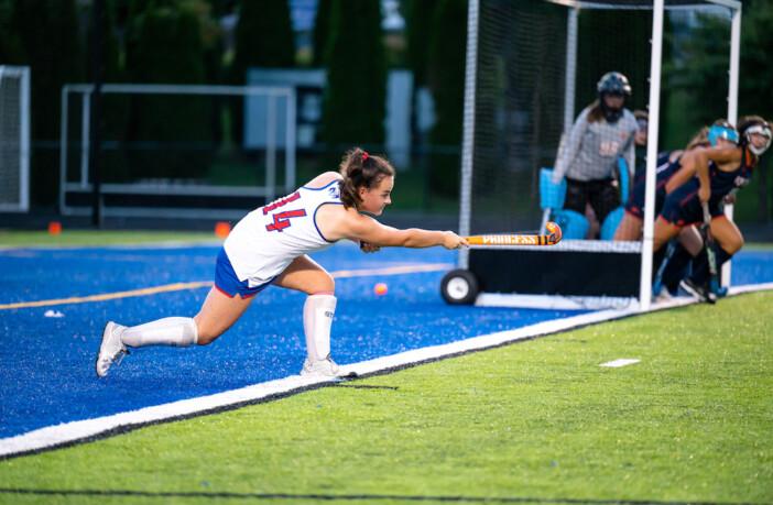 Audrey Ziff Riverside Field Hockey