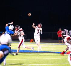 Football: Heritage's Perfect Storm Spoils Tuscarora's Homecoming