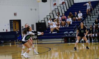 Isabella DeMark Woodgrove Volleyball
