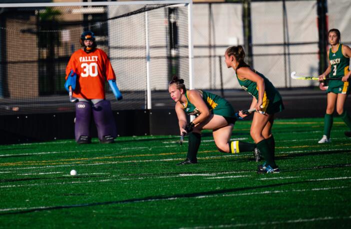 Jessi Nappi Loudoun Valley Field Hockey