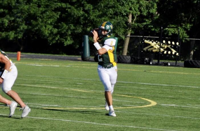 Logan Small Loudoun Valley Football