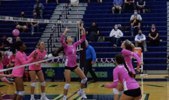 Makenzie Lowry Tuscarora Volleyball