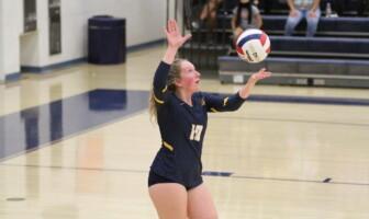 Hanna Mullan Loudoun County Volleyball