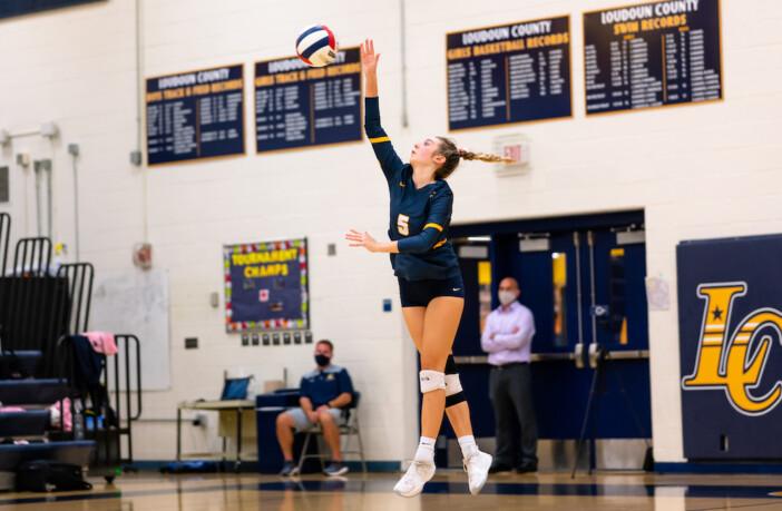 Madison LaRue Loudoun County Volleyball
