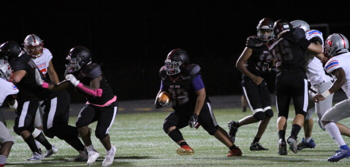 Football: Rock Ridge Gets Its Revenge, Shuts Out Park View on Homecoming