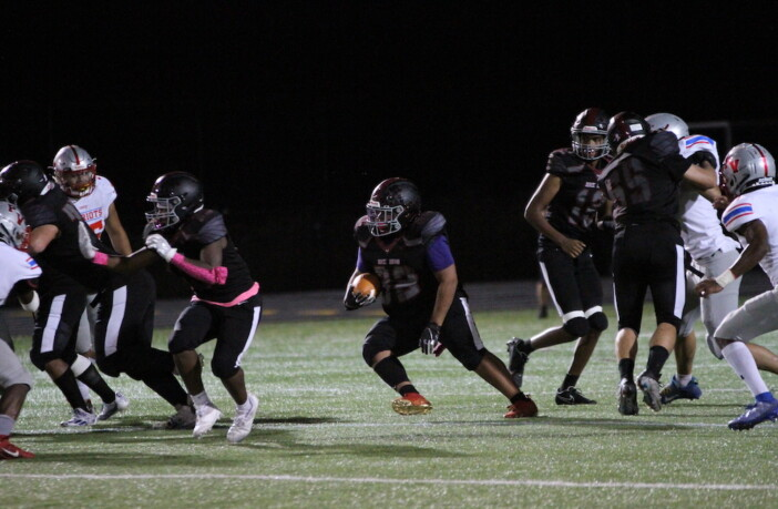 Malachi Younger Rock Ridge Football