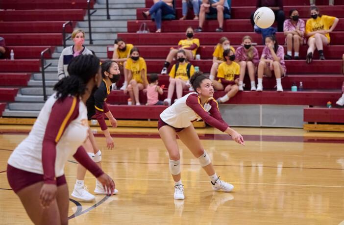 Morgan Kelley Broad Run Volleyball