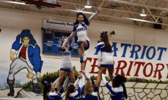 Tuscarora Cheerleading